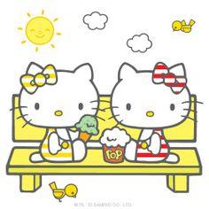 1000+ images about Hello Summer on Pinterest | Hello kitty ...