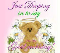 Good Morning <img src=
