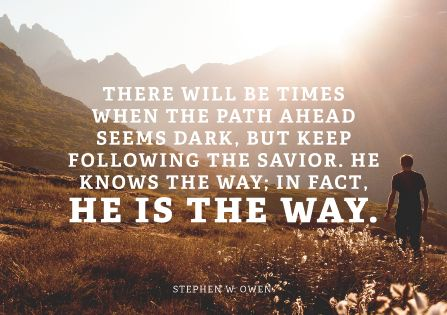 General conference, The he and Paths on Pinterest
