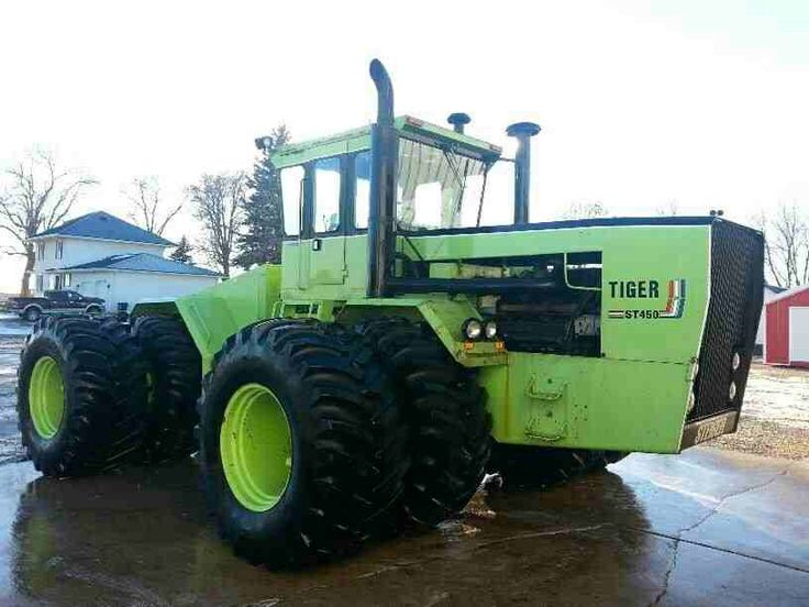 125 best images about Steiger Green/Red on Pinterest ...