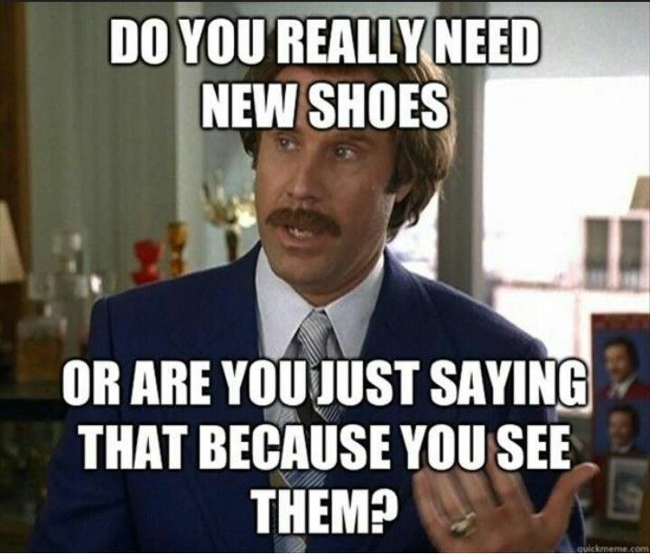 Do you really need new shoes? | Humor Is The Spice Of Life ...