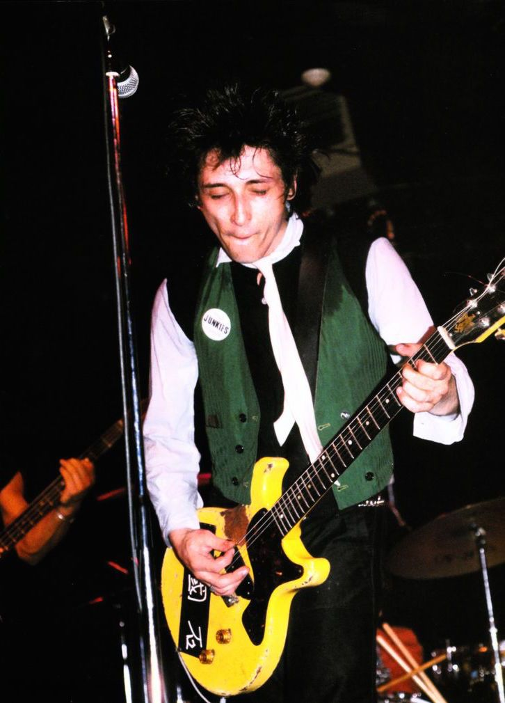 292 best images about Johnny Thunders on Pinterest | Posts ...