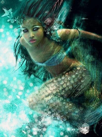 Yemaya: Primarily considered an African-Brazilian Goddess ...