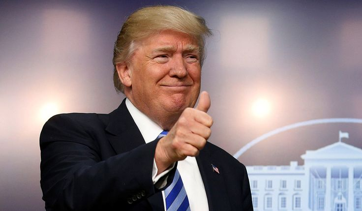 Donald Trump, Salesman for the Merchants of Death