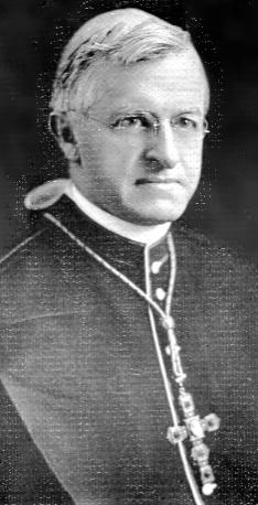 Archbishop John McNicholas - The Archbishop of Cincinnati, Ohio during the Great Depression. As ...