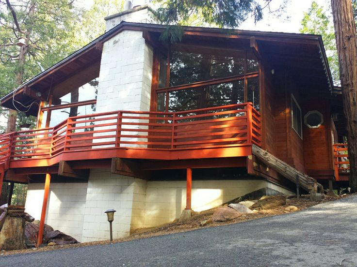 1958 house designed by Frank Gehry - David Cabin