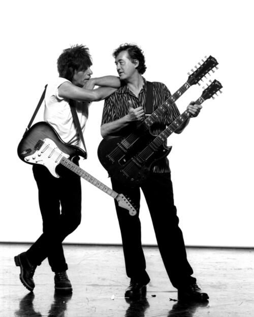 beck and page | JIMMY PAGE 'Pagey' | Pinterest | Led ...
