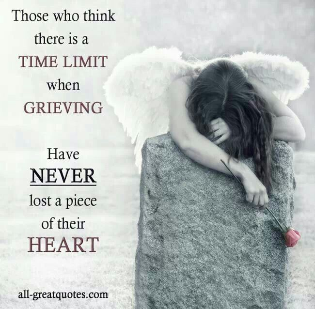 Grieving quote | Awesome quotes | Pinterest | My heart ...