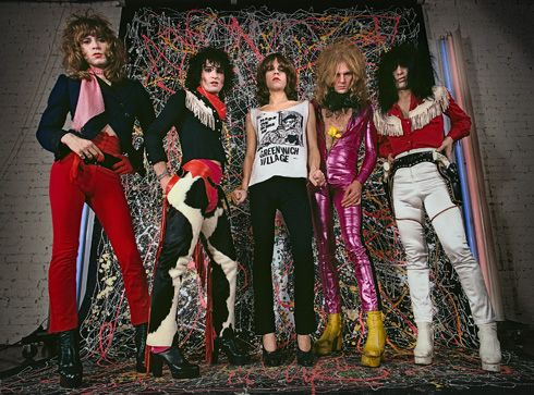 54 best images about New York Dolls on Pinterest | Bobs, Peter criss and Art centers