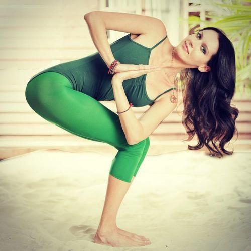 17 Best images about Chair Pose ~ Utkatasana on Pinterest | Yoga poses ...