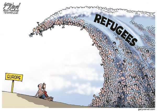 15 best images about Refugee Cartoons on Pinterest   The ...