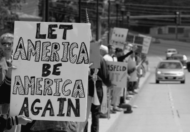 Let america be america again - though-provoking poem by ...