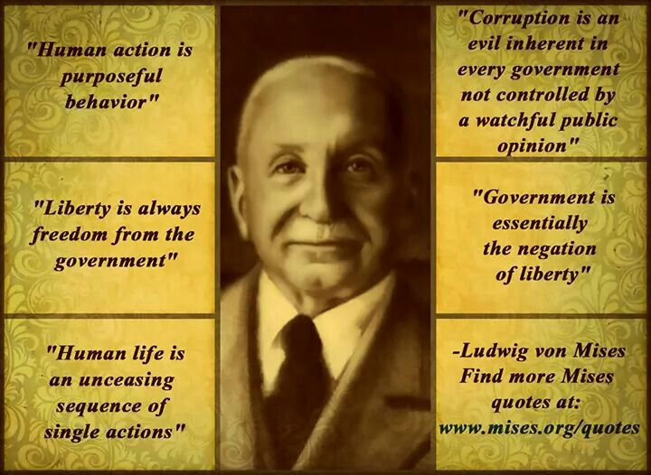 93 best images about Ludwig Von Mises on Pinterest ...