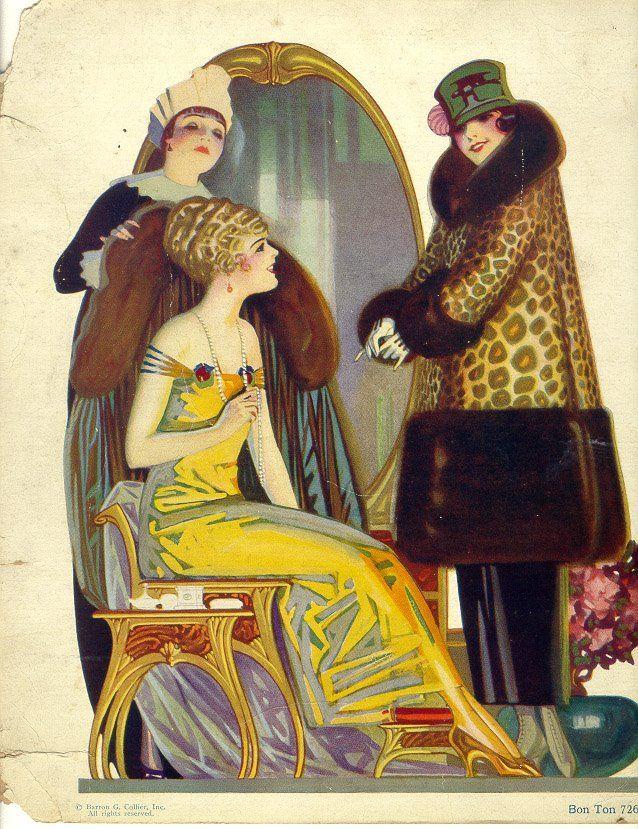 1318 best images about ART DECO on Pinterest | Deco, Romain de tirtoff ...