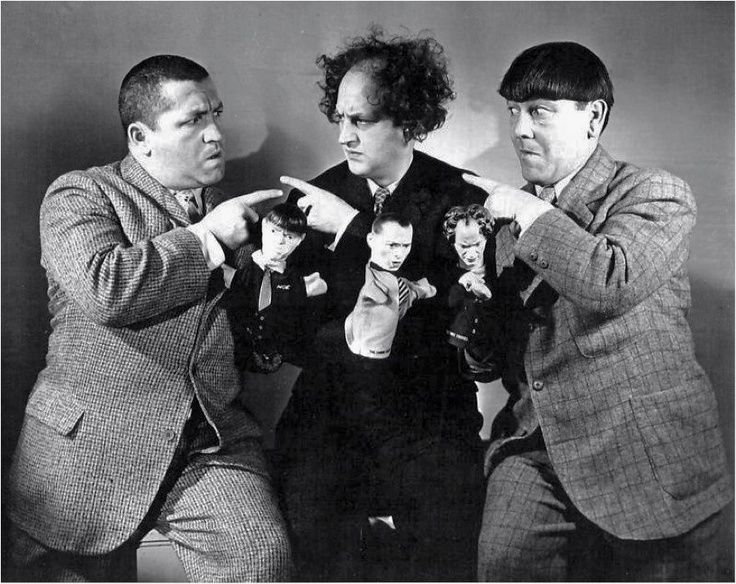 285 best images about The three stooges on Pinterest ...