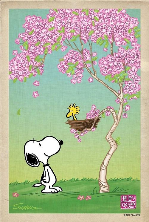 ... and a wonderful friend more peanuts snoopy cherry tree snoopy friends