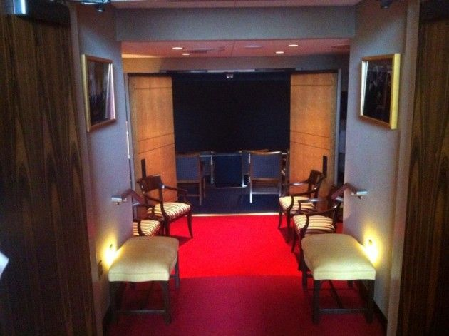Kennedy Center presidential box [Yes, I attended a ballet and got to sit here.] | My Own ...