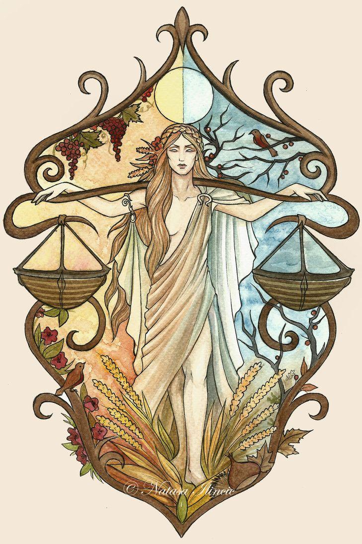 Libra ♎ / Air / Justice / Autumn Equinox ...