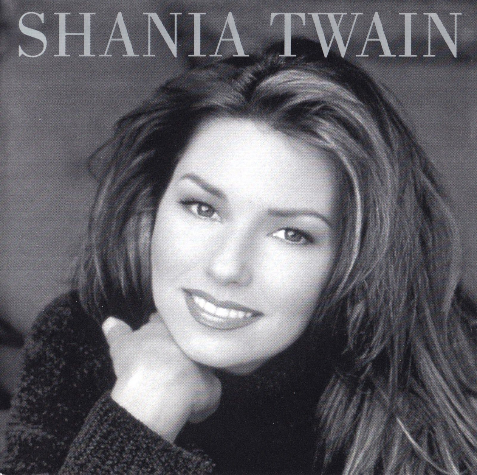 Shania Twain, 1993, Re-Issue 2000, Front Cover | Shania ...