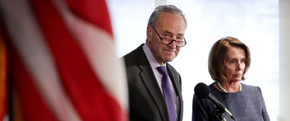 What President Trump has said about Chuck Schumer and ...