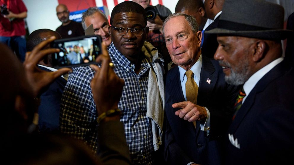 Bloomberg takes advise from his campaign strategists to go full-on SJW and admit to his white privilege…