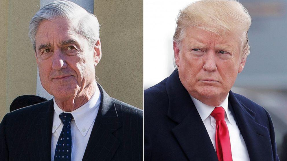 Donald Trump Accuses Robert Mueller of Lying to Congress…