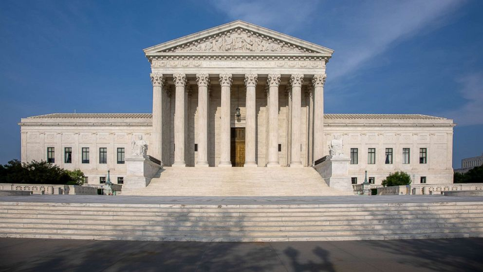 Supreme Court justices raise concern about 'harassment' by subpoenas for Trump taxes…