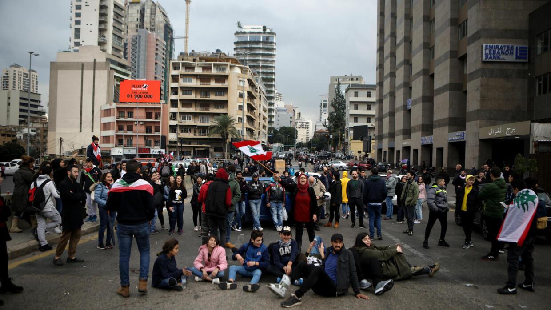 Lebanon: near the Central Bank, new demonstrations against ...