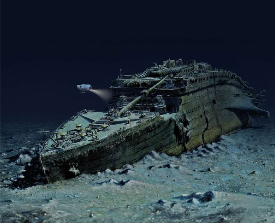 Got $100k? Visit the wreckage of the Titanic on an 8-day ...