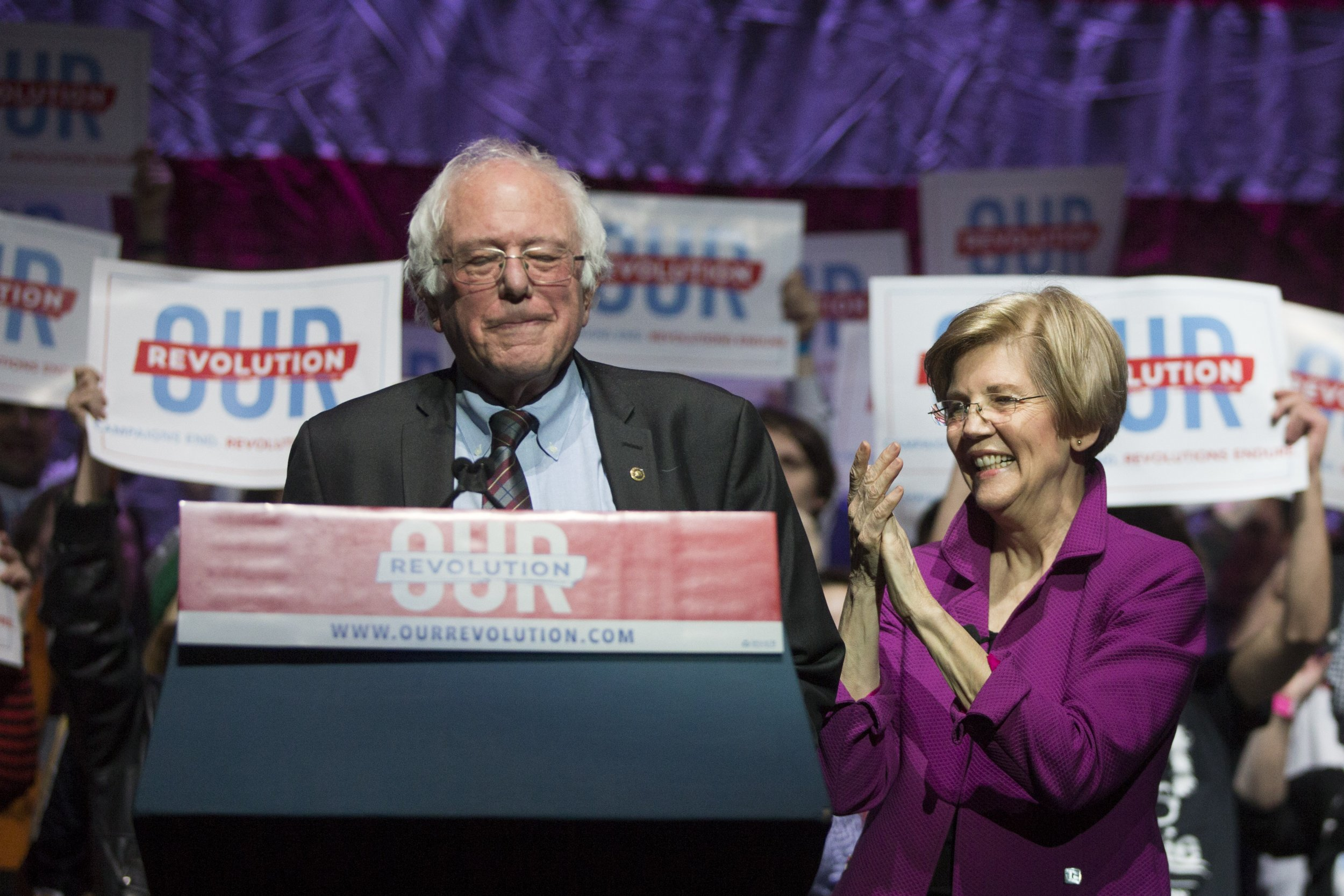 Bernie Sanders's Revolution Will Doom Democrats' Hopes of ...