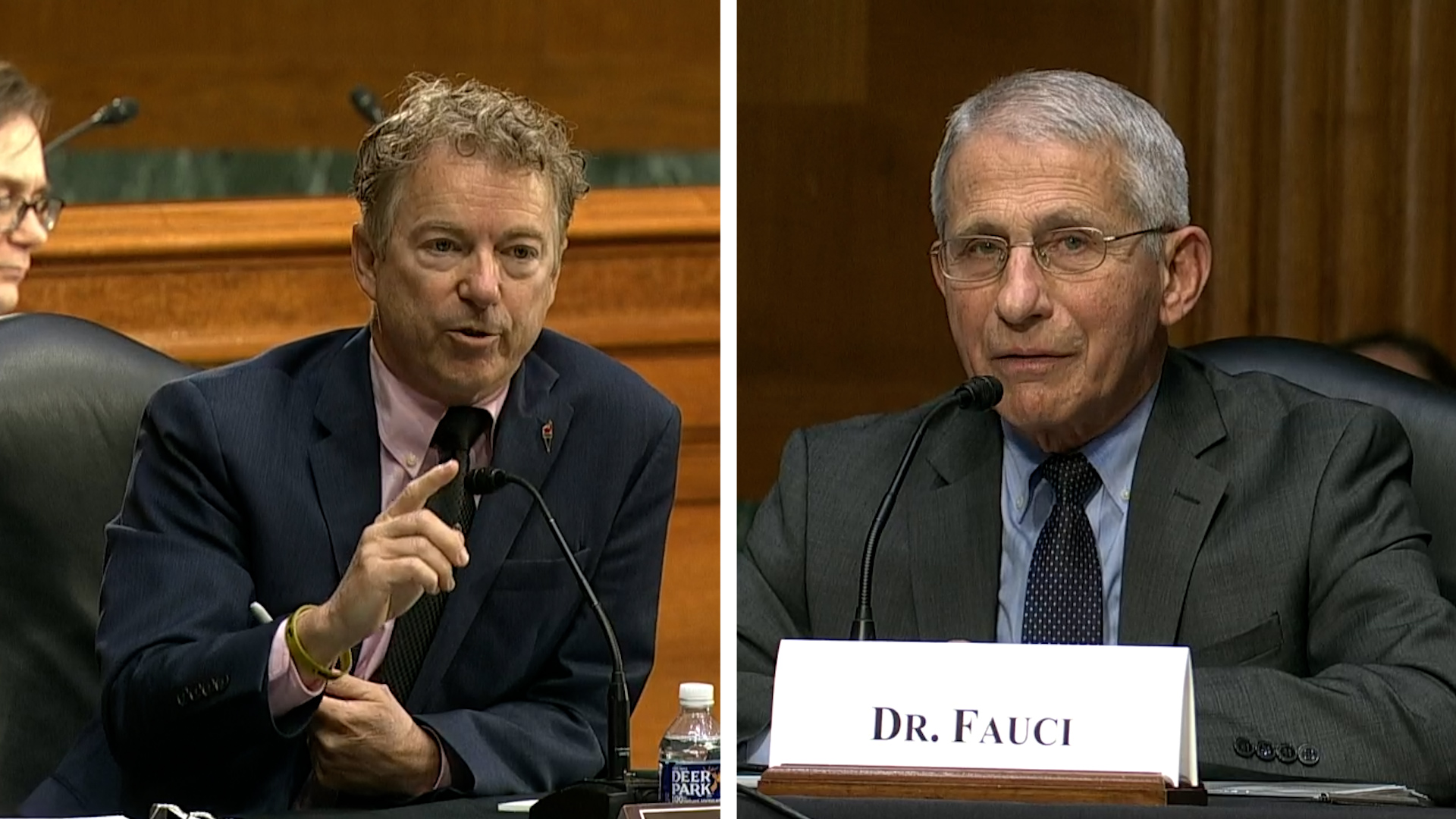Rand Paul: Fauci is 'fooling with Mother Nature'