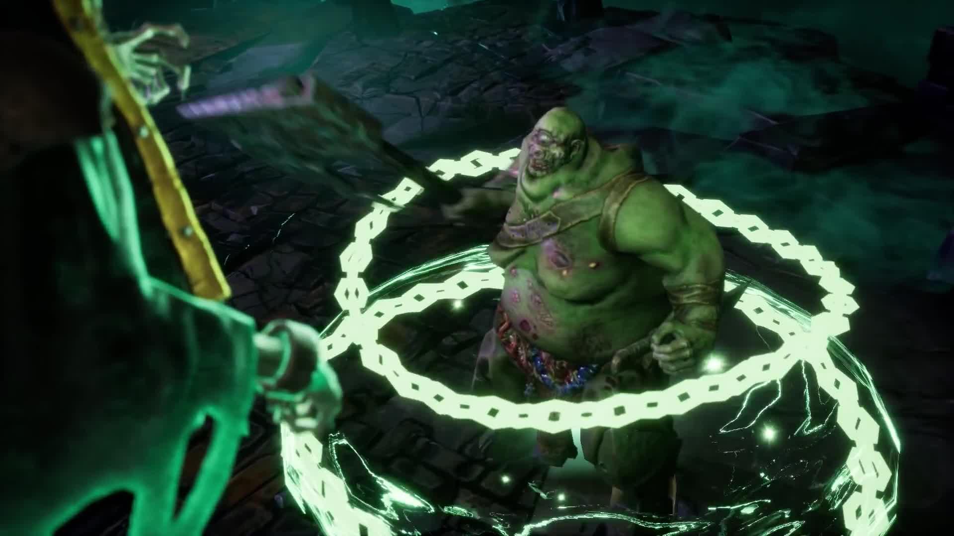 Warhammer Age Of Sigmar: Storm Ground: Faction Spotlight: Nighthaunt