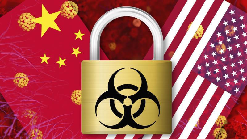 FBI Report: Border Agents Stopped A Chinese Biologist Sneaking Viable SARS, MERS Viruses Into US Airport…