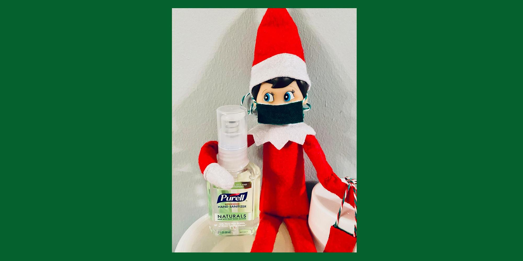 Christmas 2020: Even Elf on the Shelf is quarantining this ...