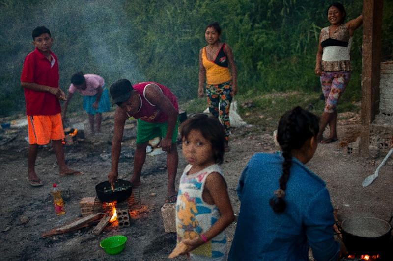 Venezuela crisis turns indigenous people into the lost tribe