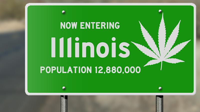 Illinois becomes 11th state to legalize marijuana…