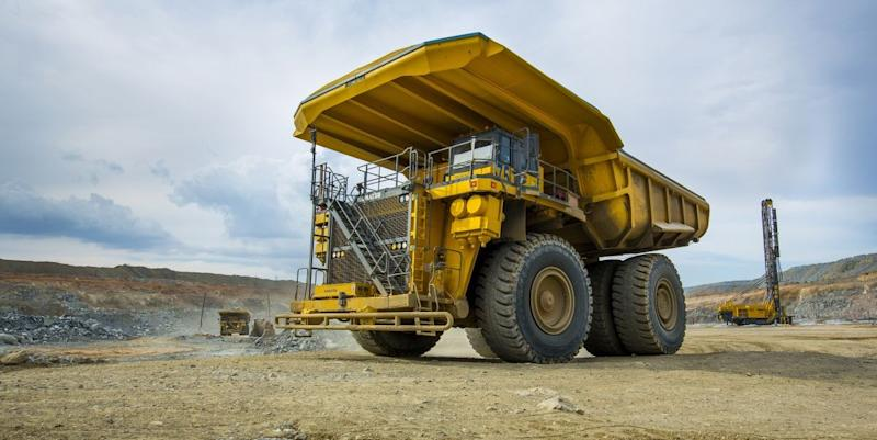 This Mining Truck Will Be the World's Largest Electric Vehicle. The big boy breaks the scales at 290 tons…
