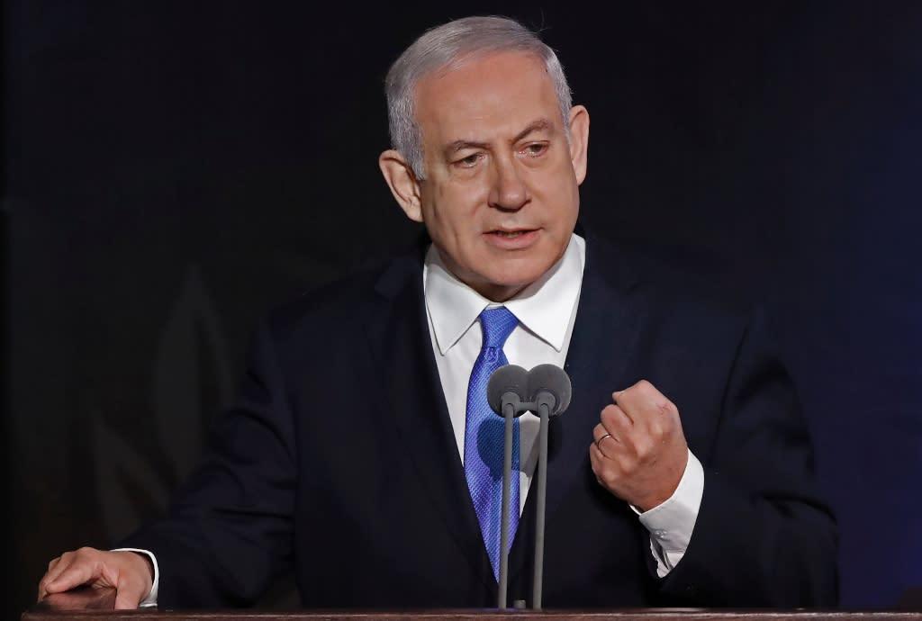Israel recognises Venezuela opposition leader as president