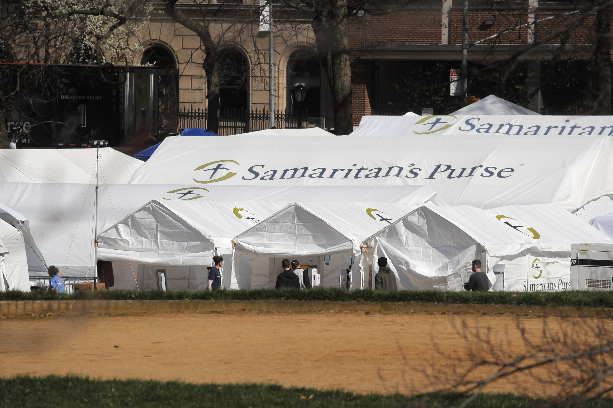 Opposition to Samaritan's Purse Central Park field ...