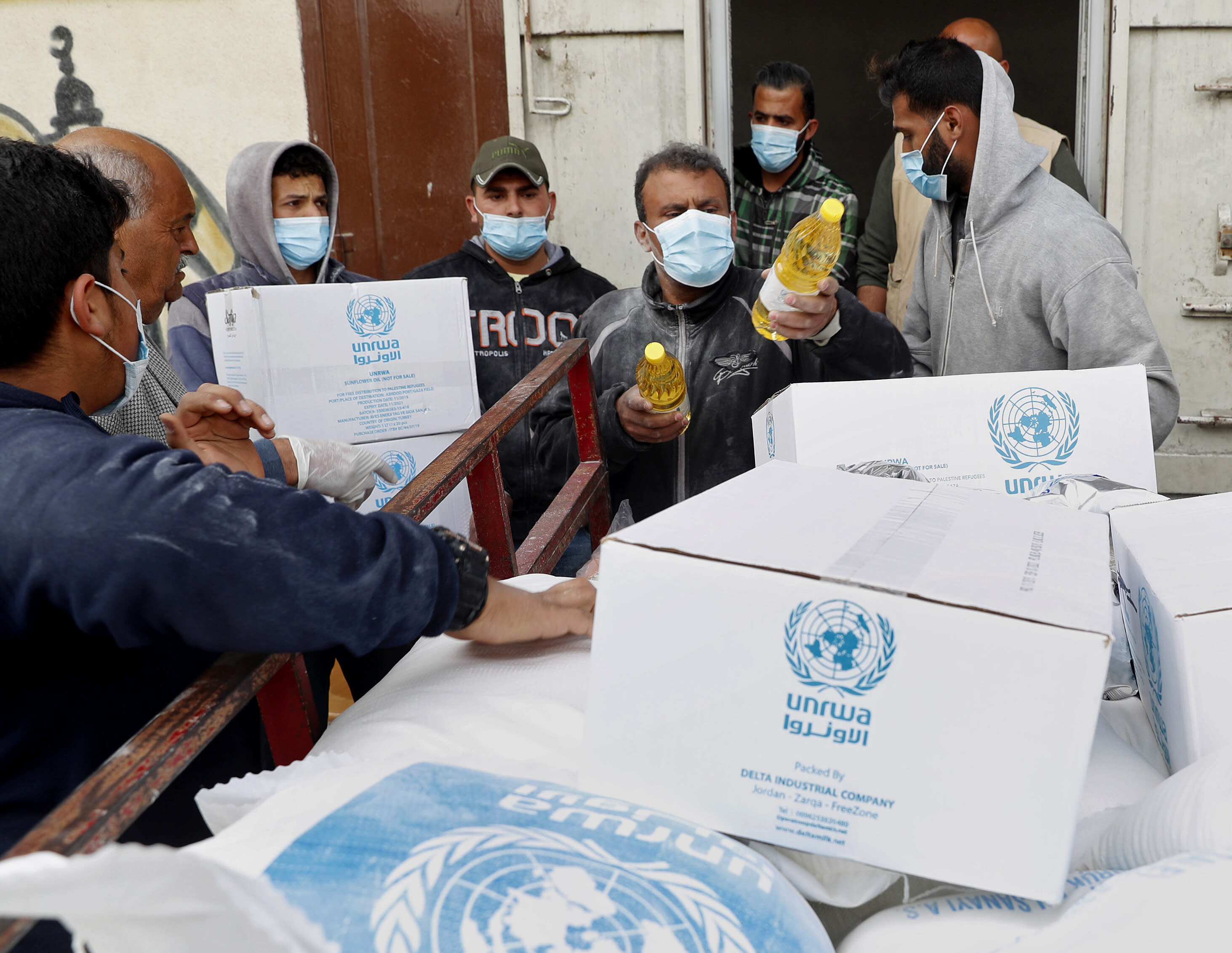 Local virus cases in Gaza raise fears of a wider outbreak