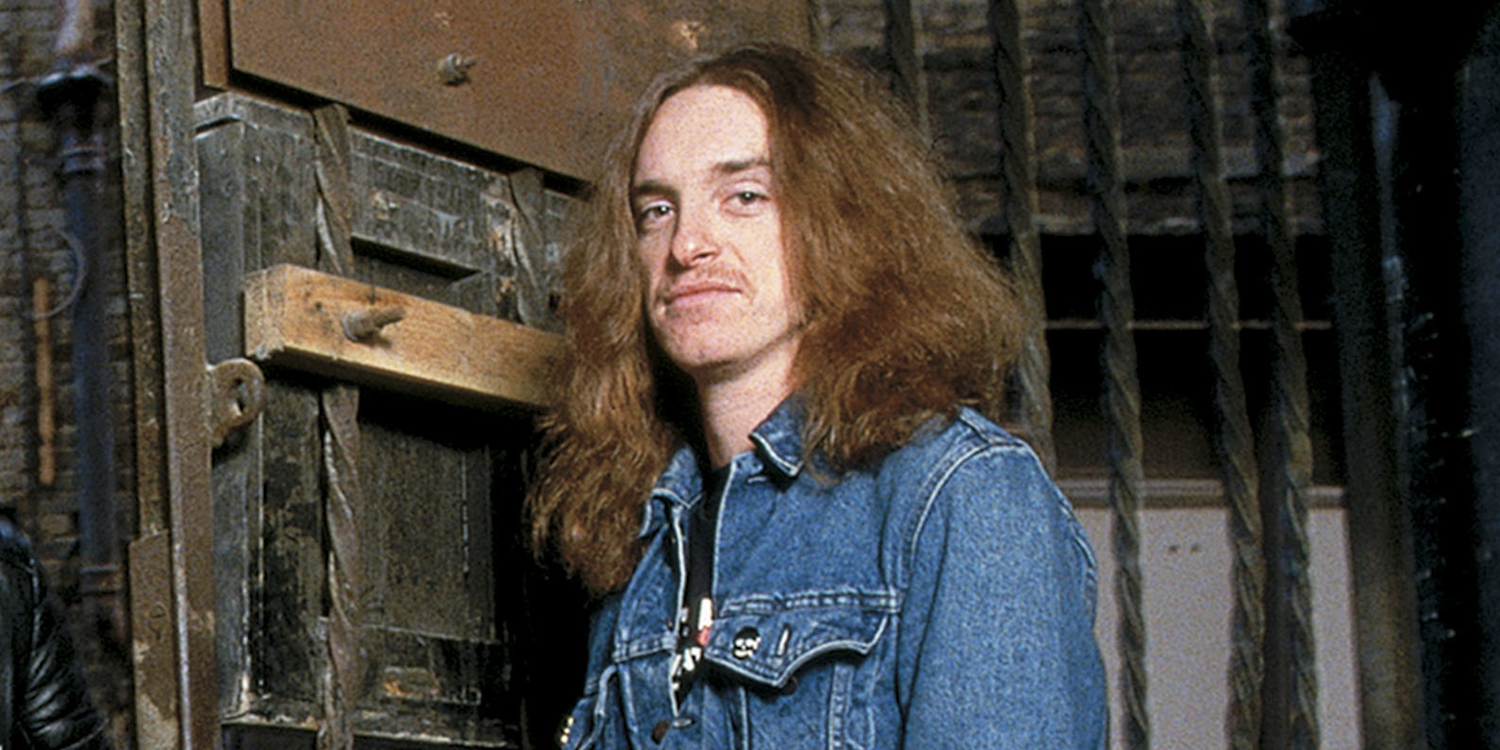 Recording of Metallica's first show with Cliff Burton ...