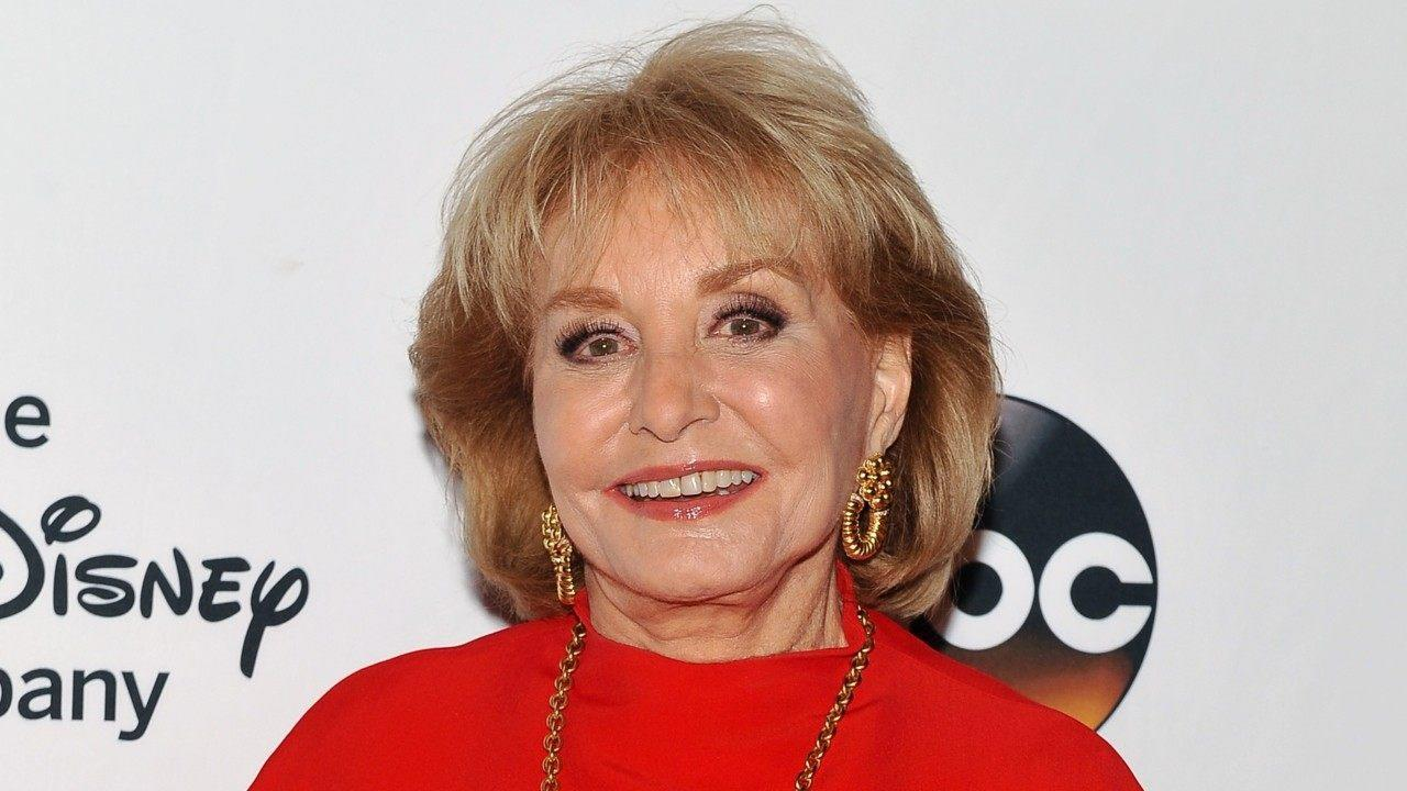 Barbara Walters Will 'Not Pay Attention' to Upcoming Book ...