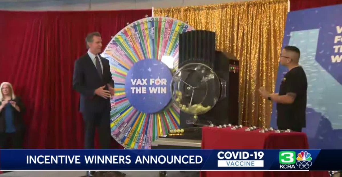 Vax-A-Million: Registration deadline for first drawing due ...
