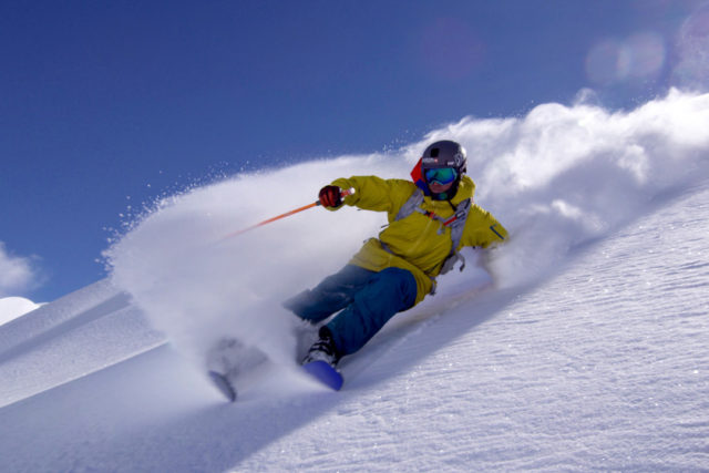 Cody Townsend reminisces about first big Squaw Valley ...