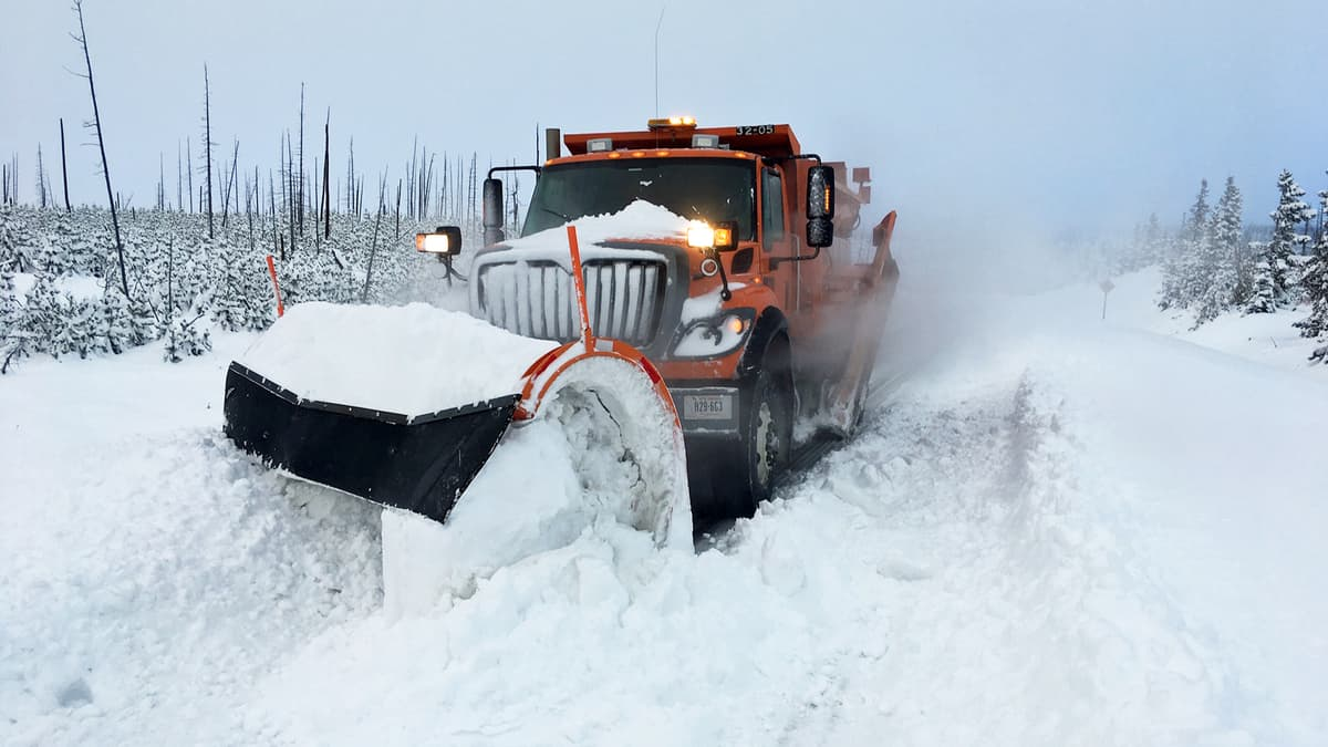 Blizzard to slam northern Rockies this weekend - FreightWaves
