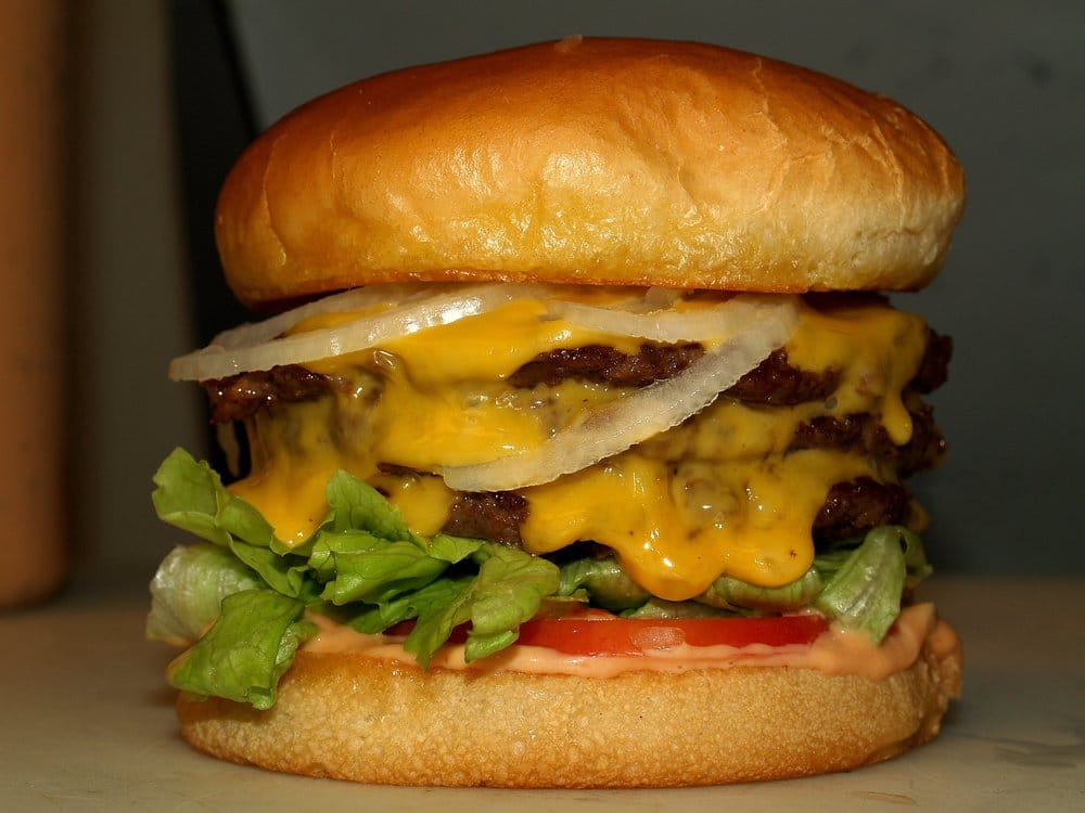 Joes Bestburger's Triple Cheeseburger - Yelp