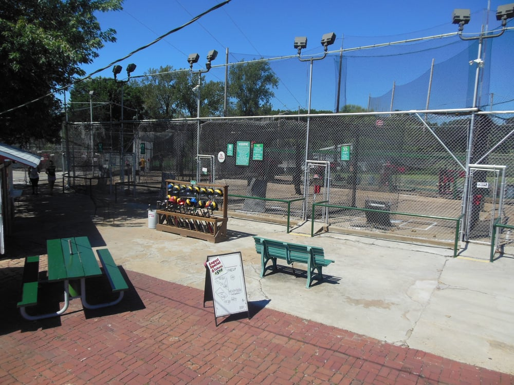 Tower Tee Arm Style Batting Cages - Golf - 6727 Heege Rd ...