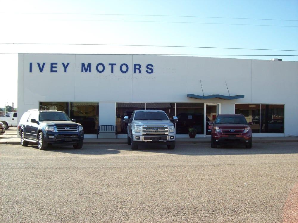 Ivey Motors - Begär offert - Bilhandlare - 724 Austin St ...