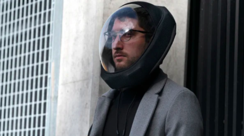 'Space Helmet' Adds To Range Of Panic Pods Available For ...