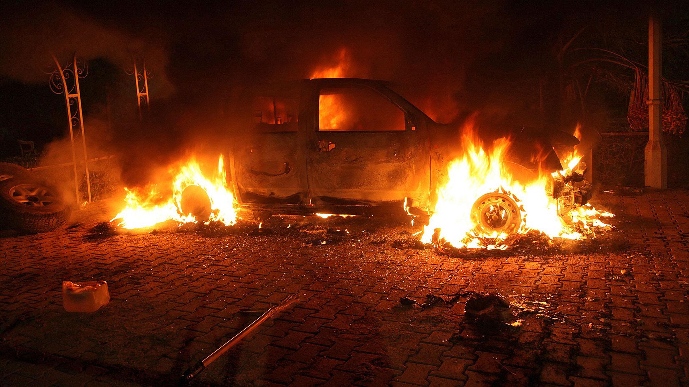 Mustafa Al-Imam Sentenced to More than 19 Years in Prison for September 2012 Terrorist Attack in Benghazi, Libya…